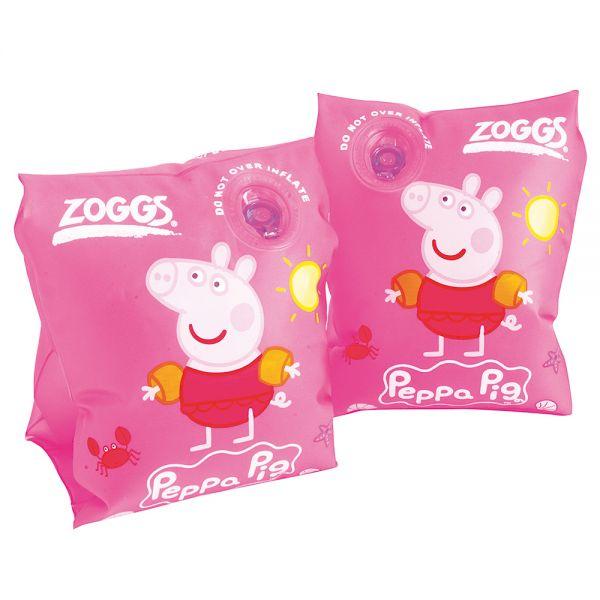 Manguitos Niña para Piscina de Peppa Pig