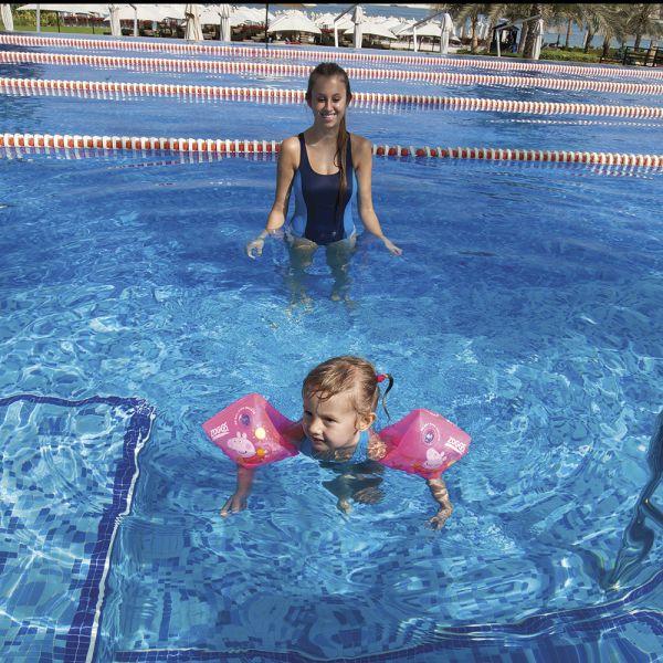 Manguitos de ni a para piscina de peppa pig shopmami - Peppa pig piscina ...