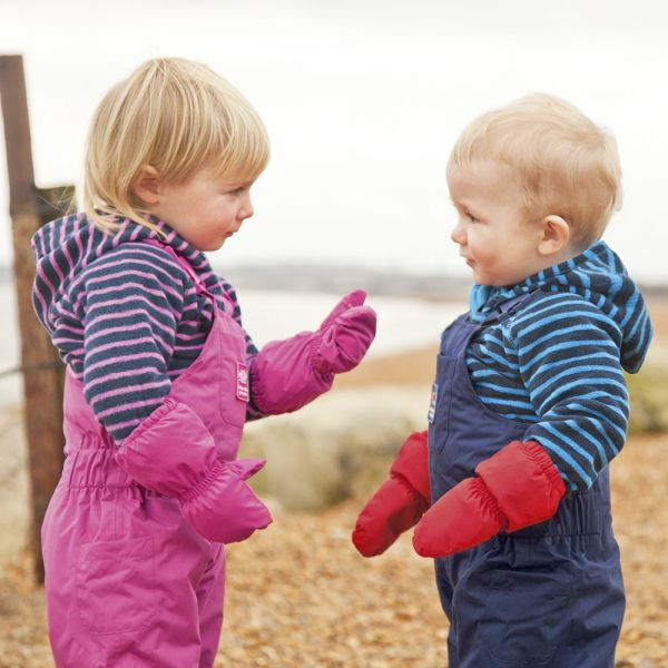 Manoplas Impermeables para Niños
