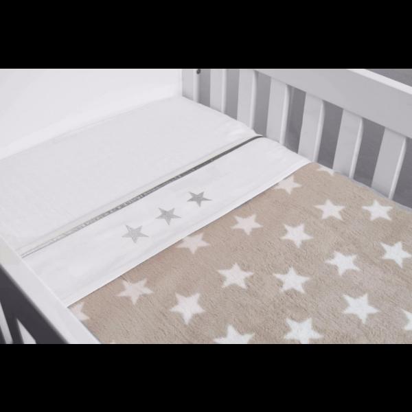 Manta Minicuna Estrellas