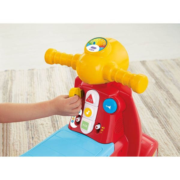 Mi primera moto Fisher Price