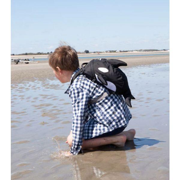 Mochila Impermeable para Niños LittleLife Orca