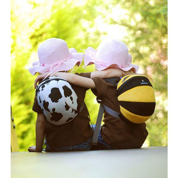 Mochila Infantil con Arnés Abeja de LittleLife