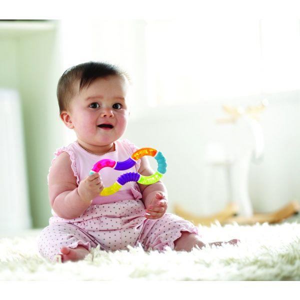 Mordedor para Bebés de Colorines de la marca Munchkin