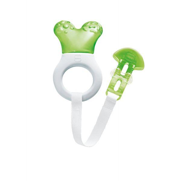 Mordedor para Bebés en color verde  de Mam