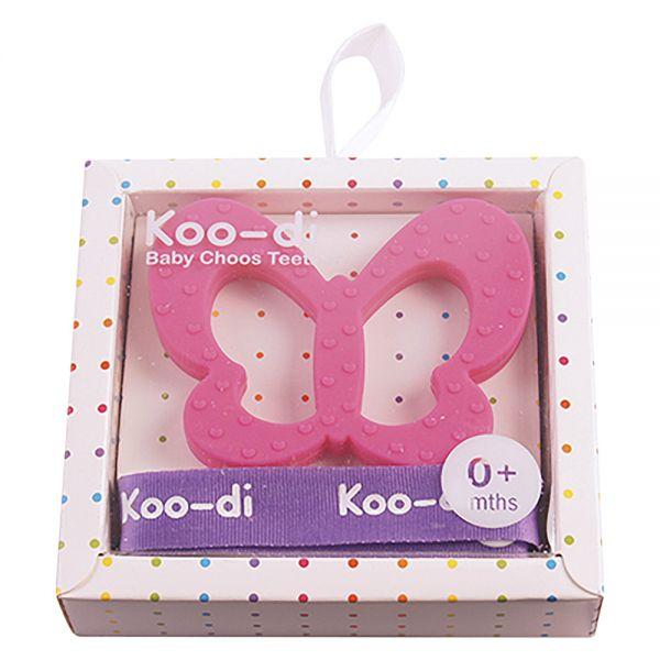 Mordedor para Bebés Mariposa de la marca Kood-di