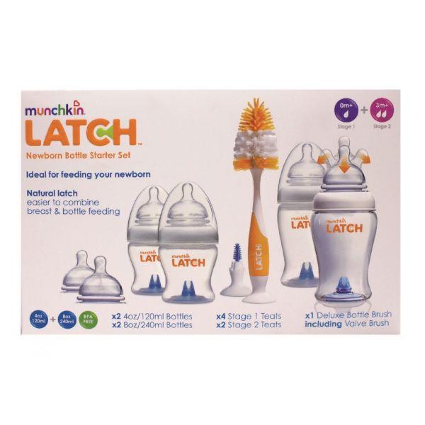 Munchkin Latch Set Básico Recien Nacido