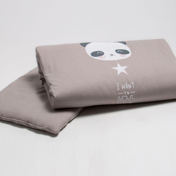 Nórdico Minicuna Panda - BonJourBebe