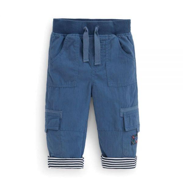 Pantalón Algodón Forrado para Niño