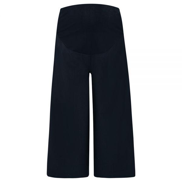 Pantalón Culotte Premamá negro