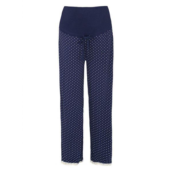 Pantalón Pijama Premamá Lunares