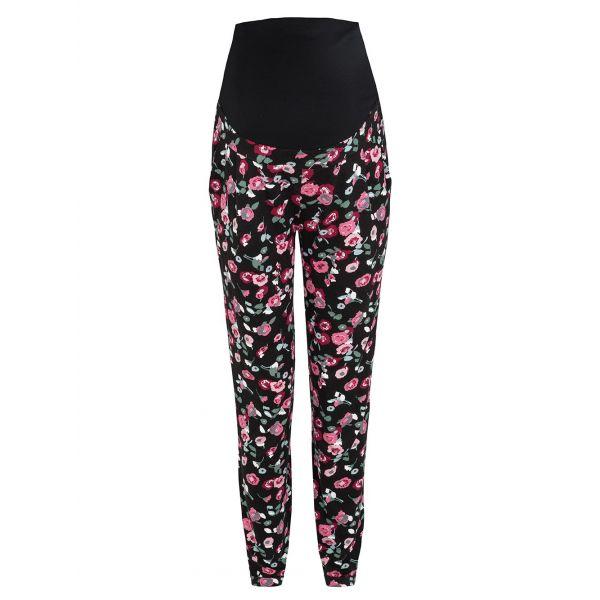 Pantalón Premamá Estampado Floral