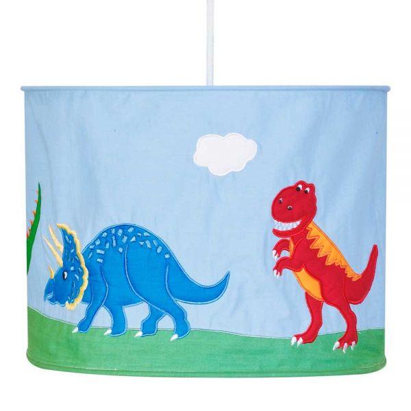 Pantalla para Lámpara Infantil Dinosaurios