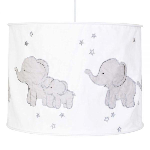 Pantalla para Lámpara Infantil Elefantes