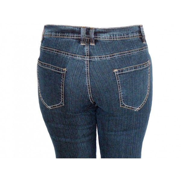 Pantalones Vaqueros Premamá Corte Bootcut