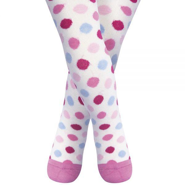 Panties para Bebé y Niña Lunares Rosas