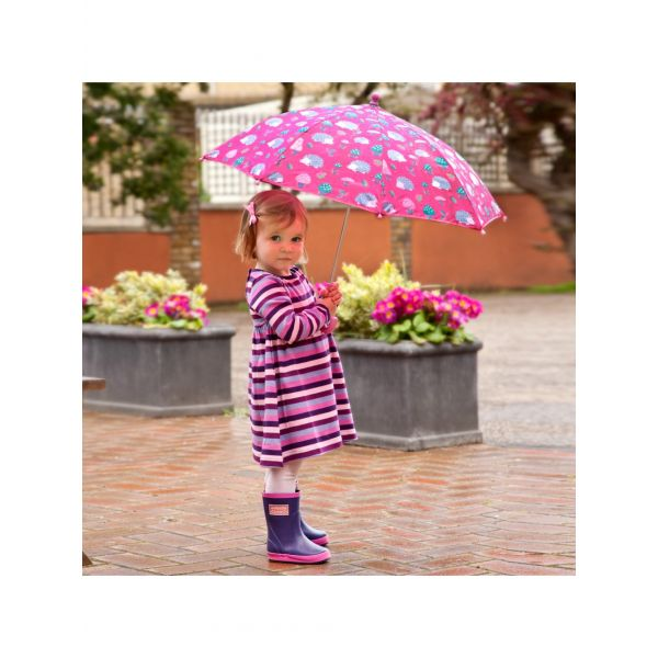 Paraguas para Niña Rosa