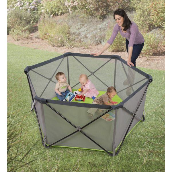 Parque de Viaje Pop 'n Play Summer Infant