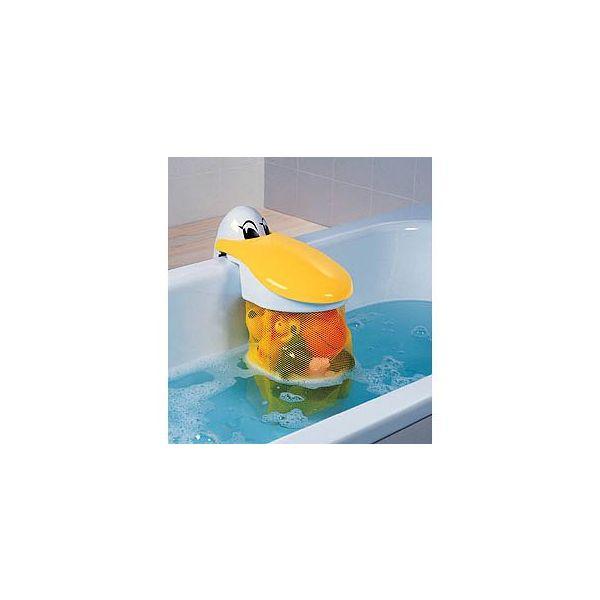 Pelícano Bolsa para Juguetes de Baño