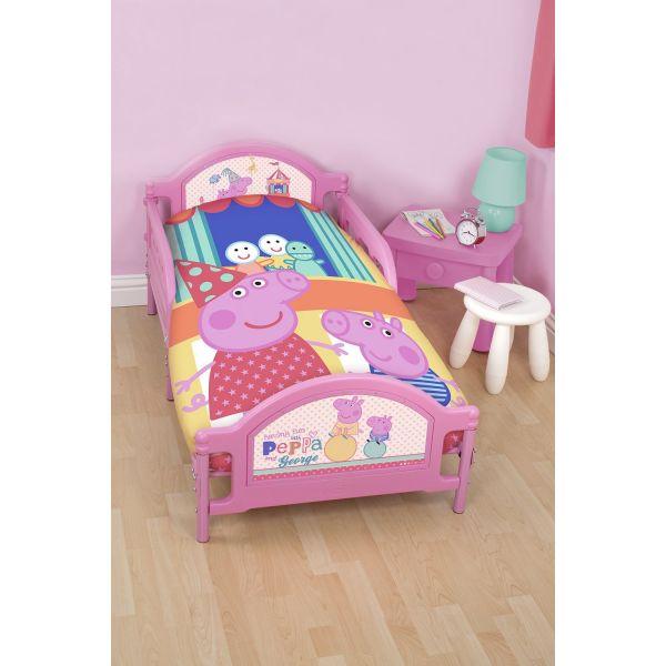Juego de funda nórdica y almohada para cama de niños