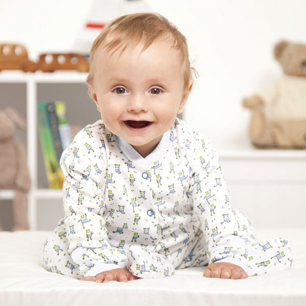 Pijama Bebé Ranitas