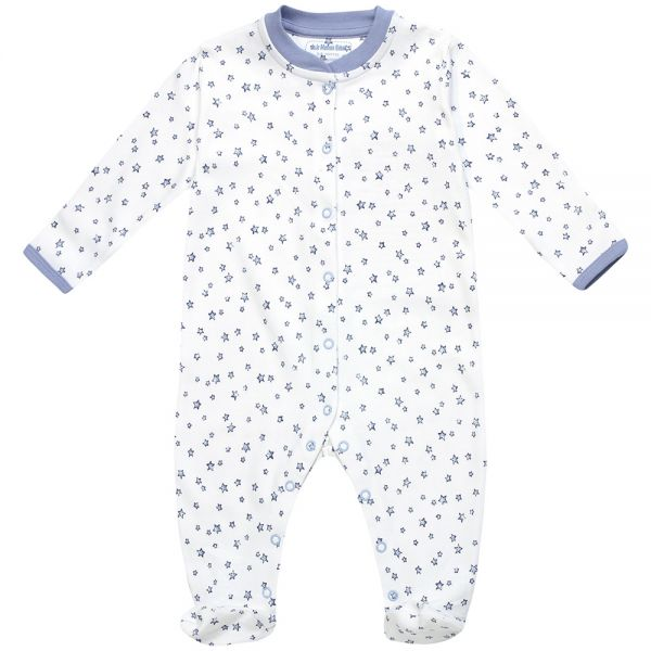 Pijama Bebé Estrellitas Azules