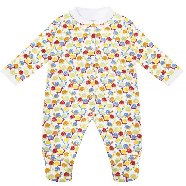 Pijama Bebé Estampado Tortugas