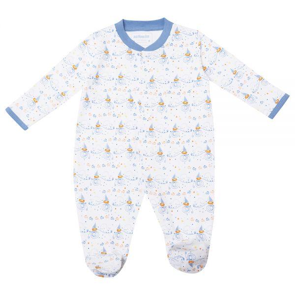 Pijama Bebé Barcos Veleros