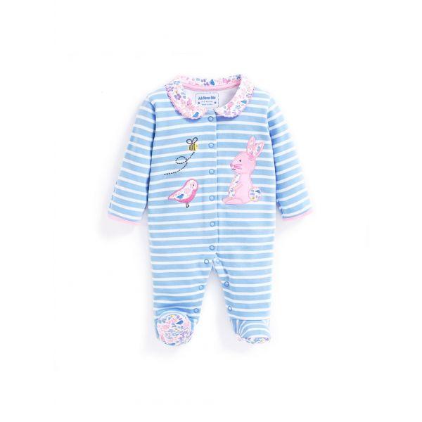 Pijama Bebé Estampado Conejito
