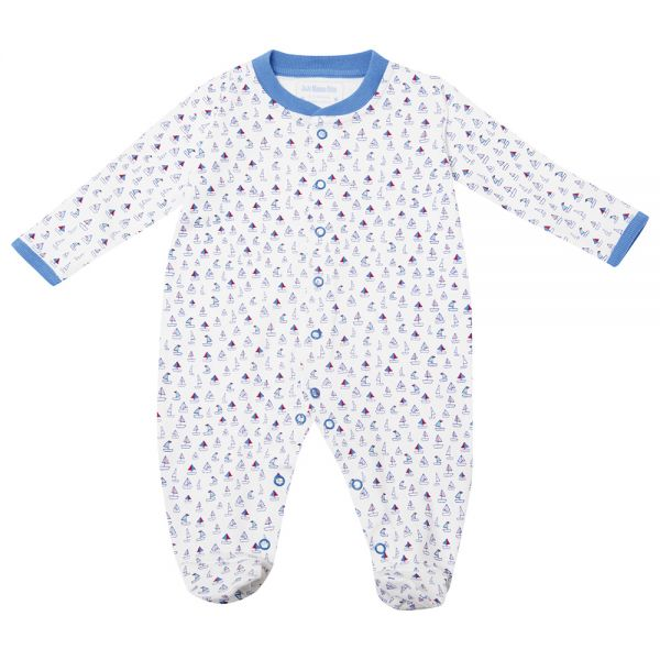 Pijama Bebé Estampado Regata