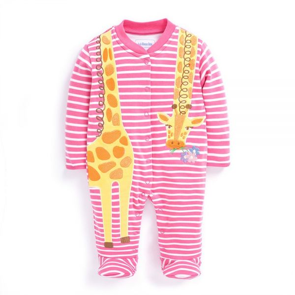 Pijama Bebé la Gran Jirafa