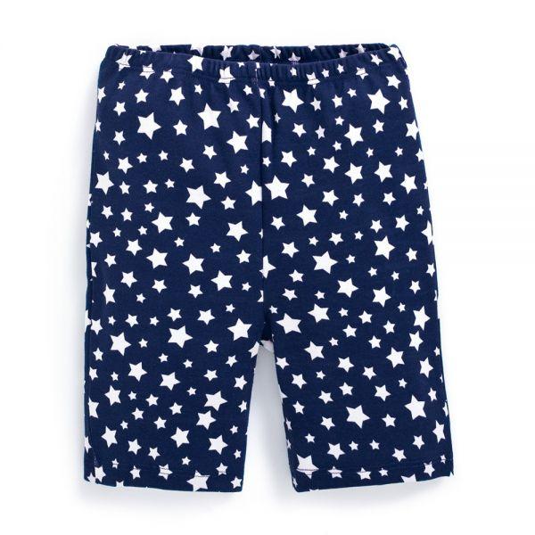 Pijama Corto de Niño Cohete Brilla en la Oscuridad