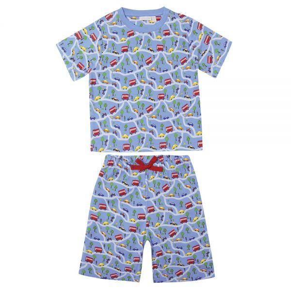 Pijama Corto de Niño Londres