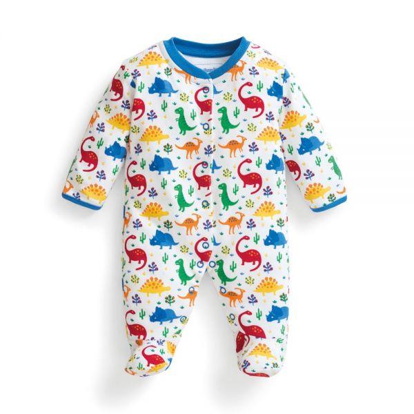 Pijama Bebé Estampado Dinosaurios