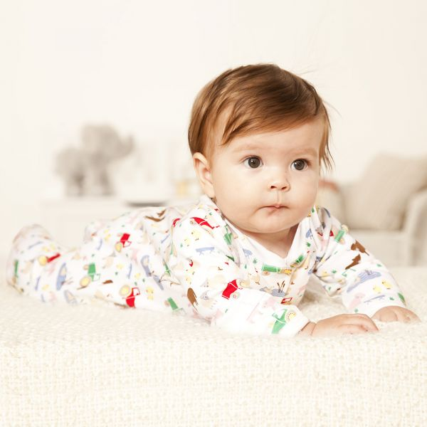 Pijama Bebé Animales de la Granja