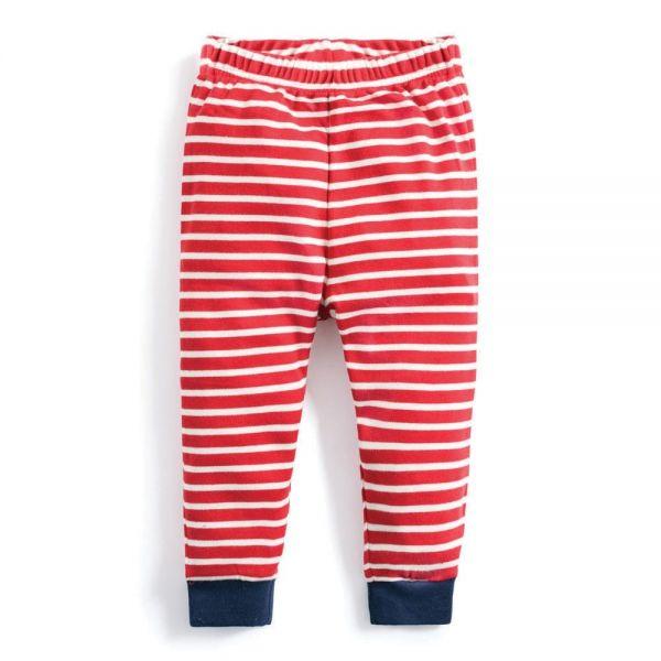 Pijama Invierno para Niños Autobús Londres