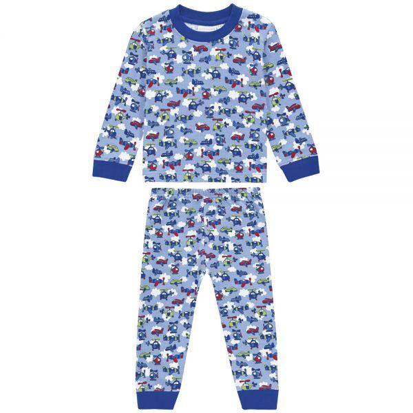 Pijama Estampado de Aviones