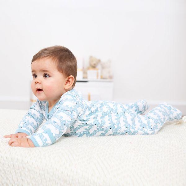 Pijama para Bebé Osos Polares