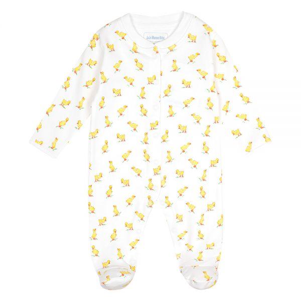 Pijama Bebé Patitos Pequeños