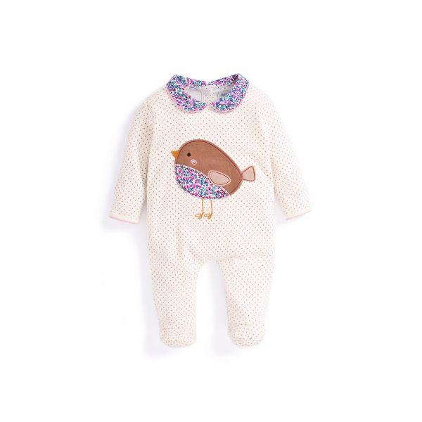 Pijama para Bebé Petirrojo