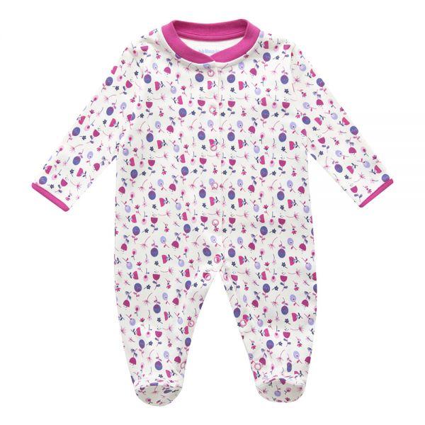 Pijama para Bebés Pequeñas Plantas