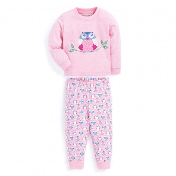 Pijama para Niñas Buho