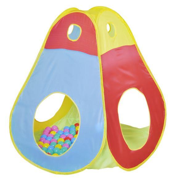 Piscina de Bolas para Niños con 100 bolas incluidas de Knorr Baby