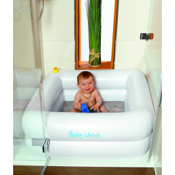 Piscina Hinchable para Niños en color Blanco de Friedola ( 55 * 55 cm )
