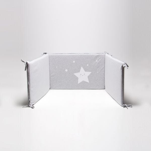 Protector de Cuna Estrella - BonJourBebe