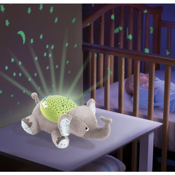 Proyector de Luz y Musical Elefante de Summer Infant