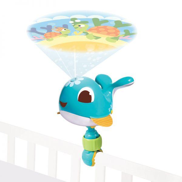 Proyector Portatil Bebé Ballena Codi - Tiny Love