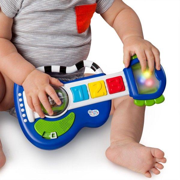 Rock & Light Guitarra Baby Einstein