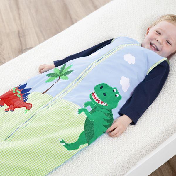 Saco dormir niño 2.5 togs de Dinosaurios