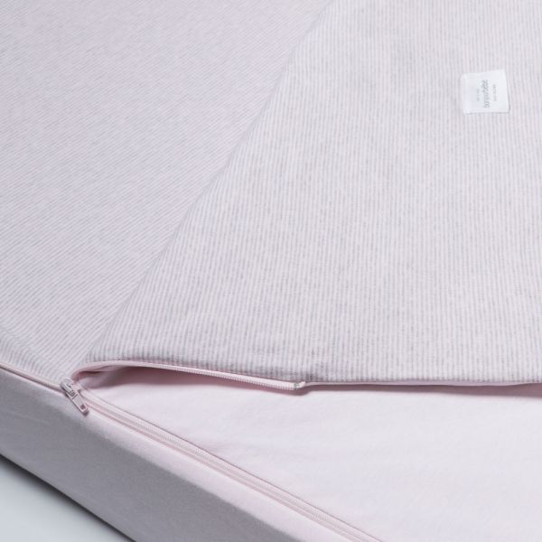 Saco para Cuna 70 x 140 cm Estrella rosa